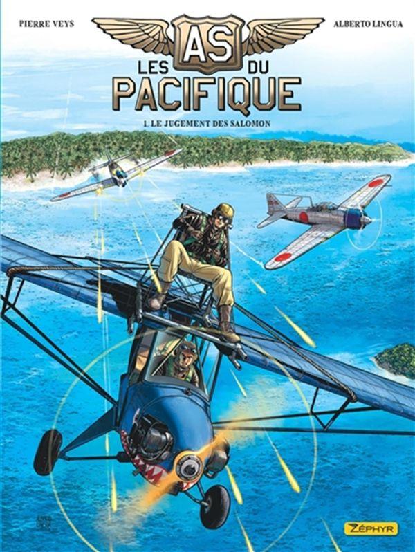 Les as du Pacifique 01 : Le jugement des Salomon