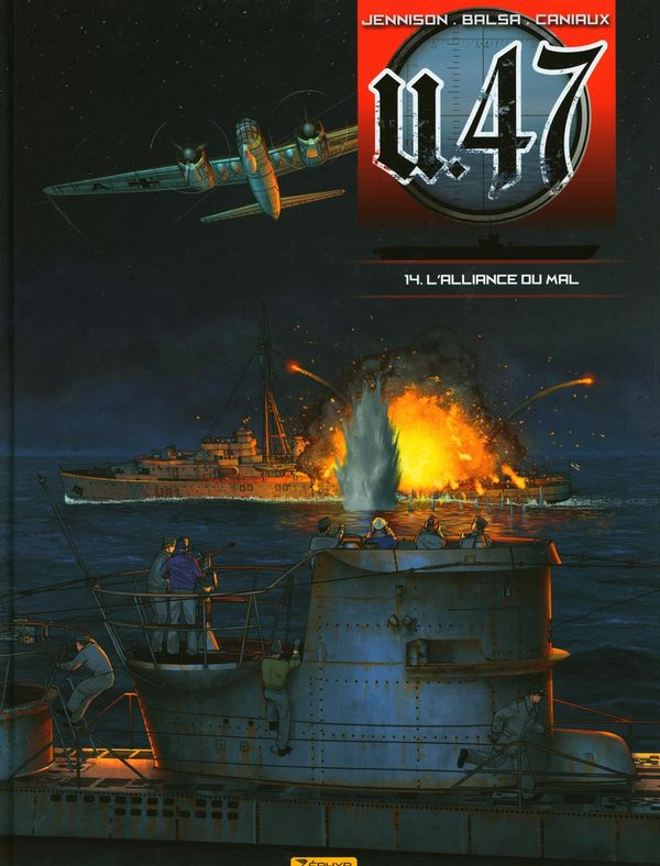 U-47 14 : L'alliance du mal