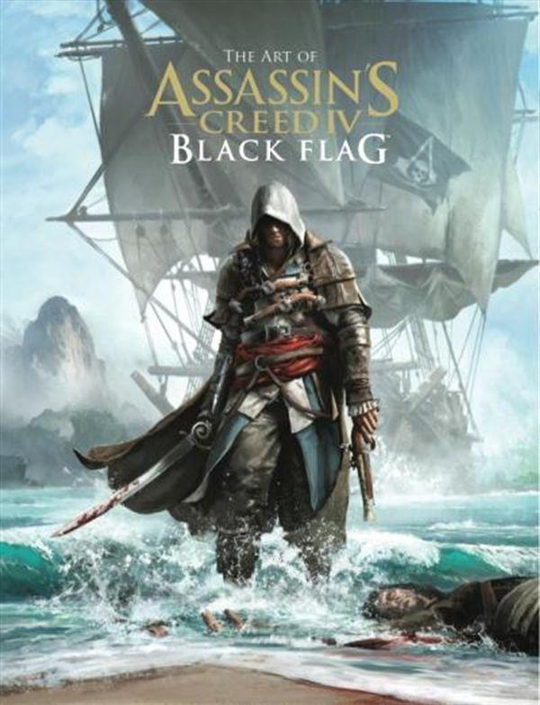 Tout l'art d'Assassins's Creed IV - Black flag