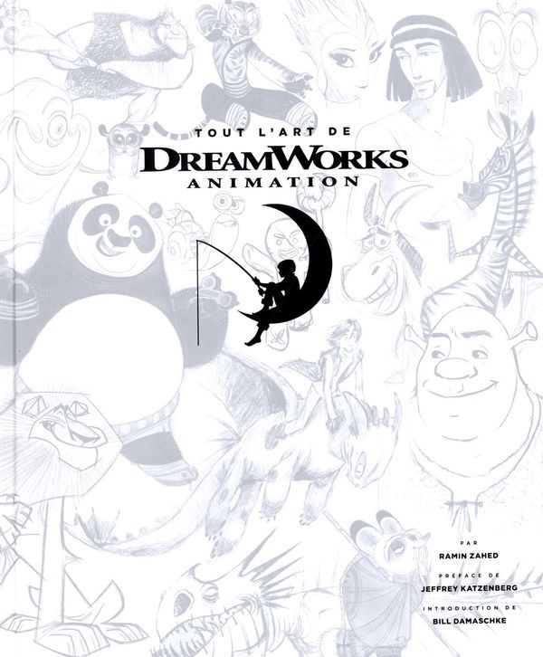 Tout l'art de DreamWorks animation