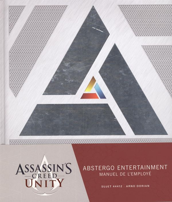 Assassin's Creed Unity  Abstergo Entertainment  Manuel de ..