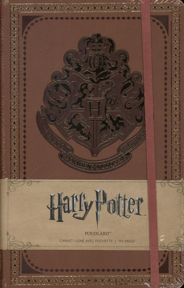 Harry Potter Carnet 02 : Poudlard