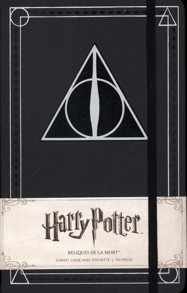 Harry Potter Carnet 03 : Reliques de la mort