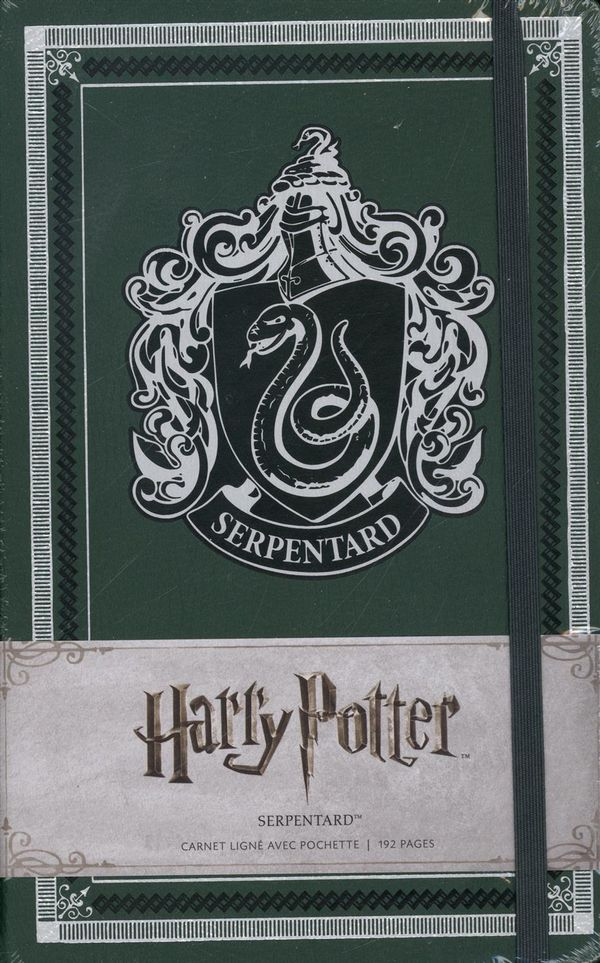 Harry Potter Carnet 04 : Serpentard