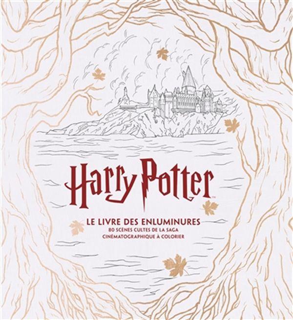 Harry Potter - Le livre des enluminures