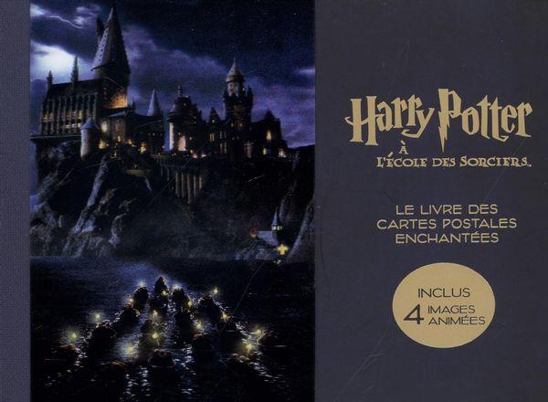 Harry Potter à l'école des sorciers - Le livre des cartes postales enchantées