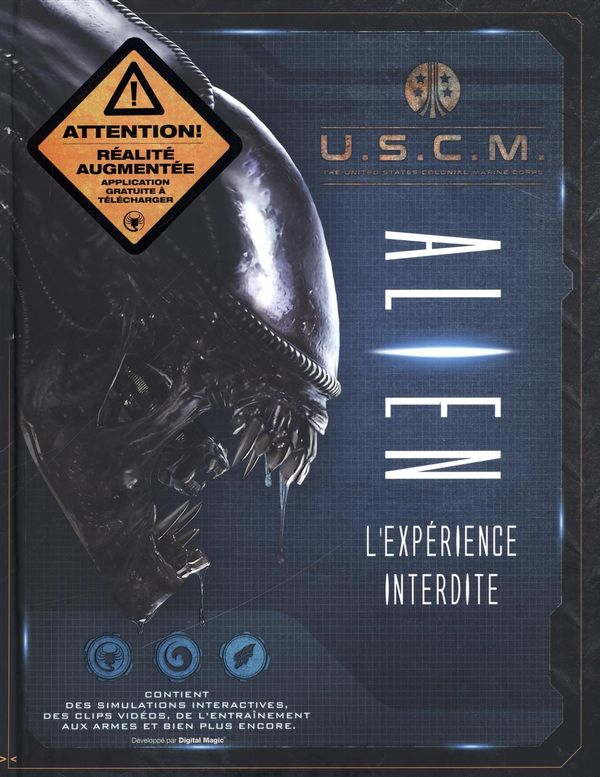 Alien l'expérience interdite