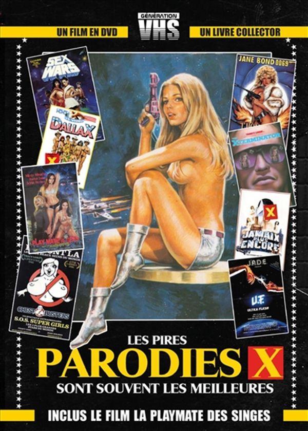 Genération VHS : Les pires parodies X sont souvent les meilleures