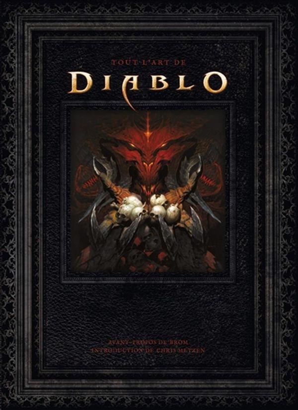 Tout l'art de Diablo