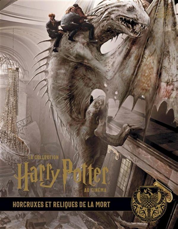 La collection Harry Potter au cinéma 03 : Horcruxes et reliques de la mort