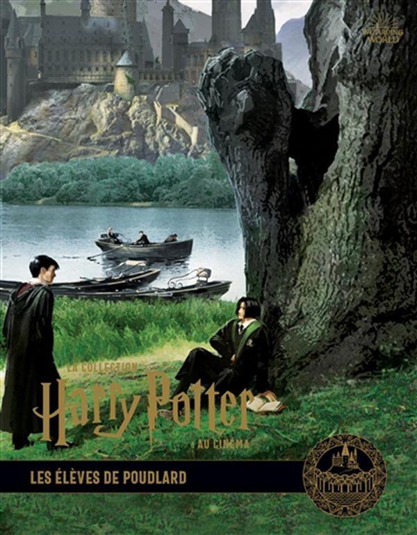 La collection Harry Potter au cinéma 04 : Les élèves de Poudlard
