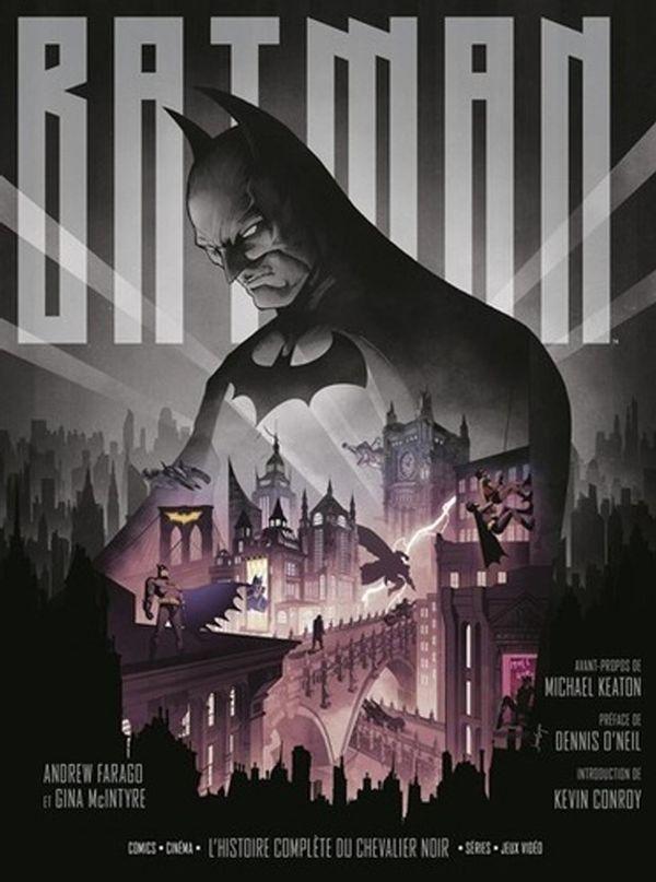 Batman, L'histoire complète du chevalier noir