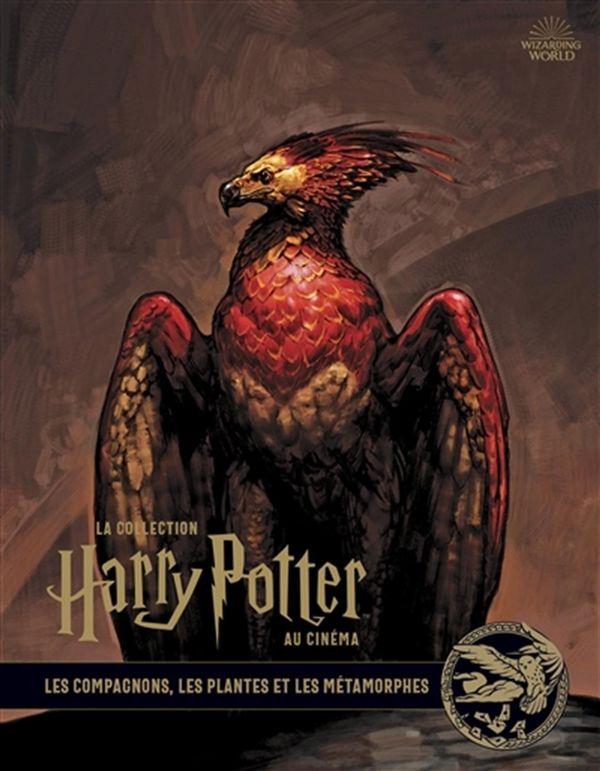 La collection Harry Potter au cinéma 05 : Les compagnons, les plantes et les métamorphes