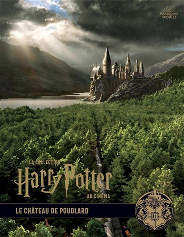 Collection Harry Potter au cinéma 06  Le château de Poudlard