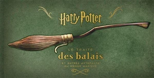 Harry Potter : Le traité des balais et autres artefacts du monde magique