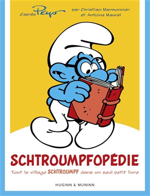 P'tit Pop 04 : Schtroumpfopédie