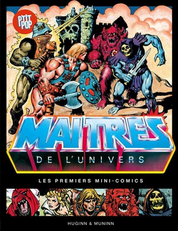 P'tit Pop 03 : Les bandes dessinées des Maîtres de l'Univers