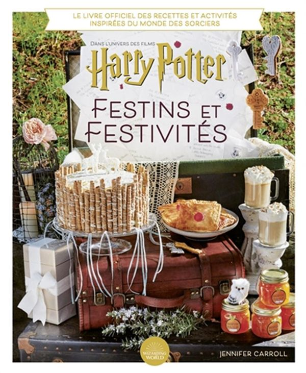 Harry Potter - Festins et festivités