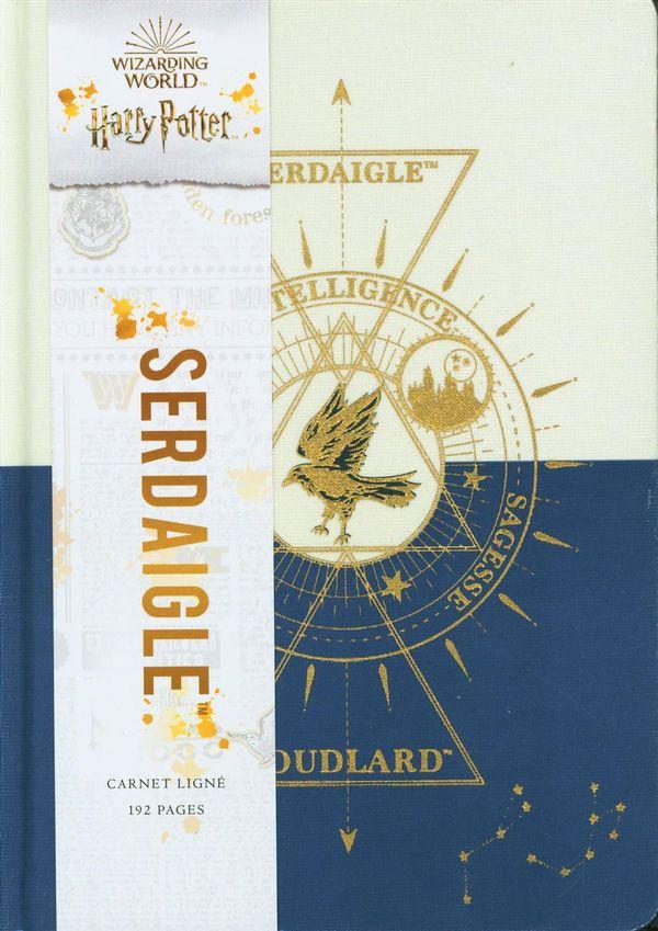 Harry Potter Constellations - Carnet Serdaigle