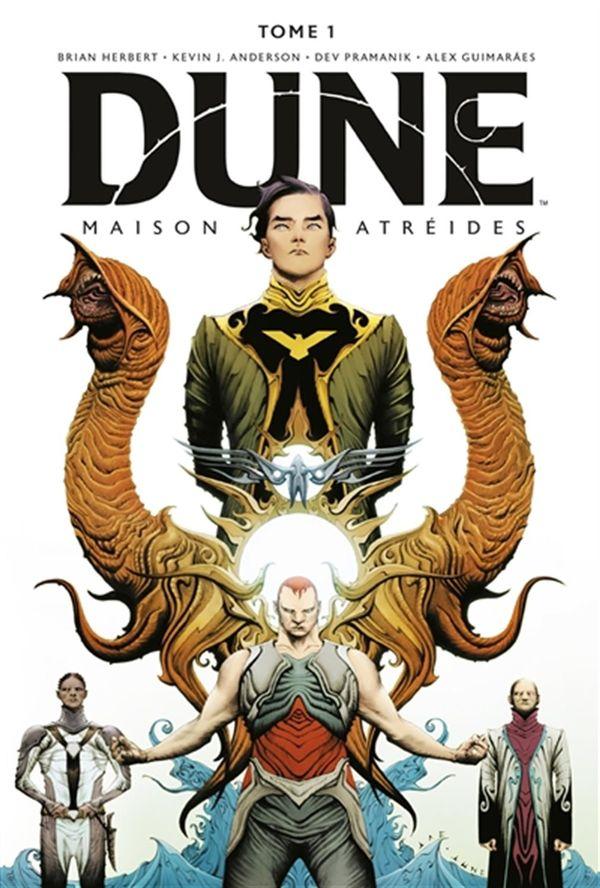 Avant Dune 01 : Maison Atréides