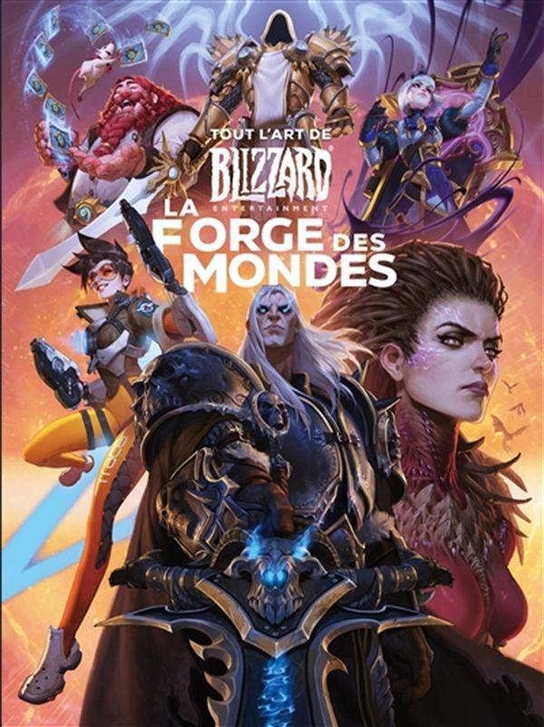 Tout l'art de Blizzard - 30e anniversaire
