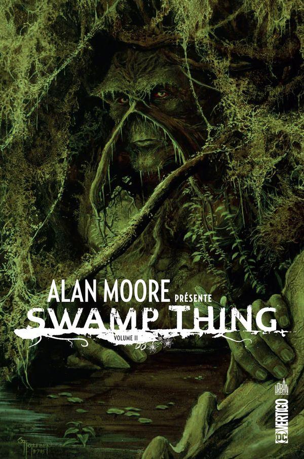 Alan Moore présente Swamp thing 02