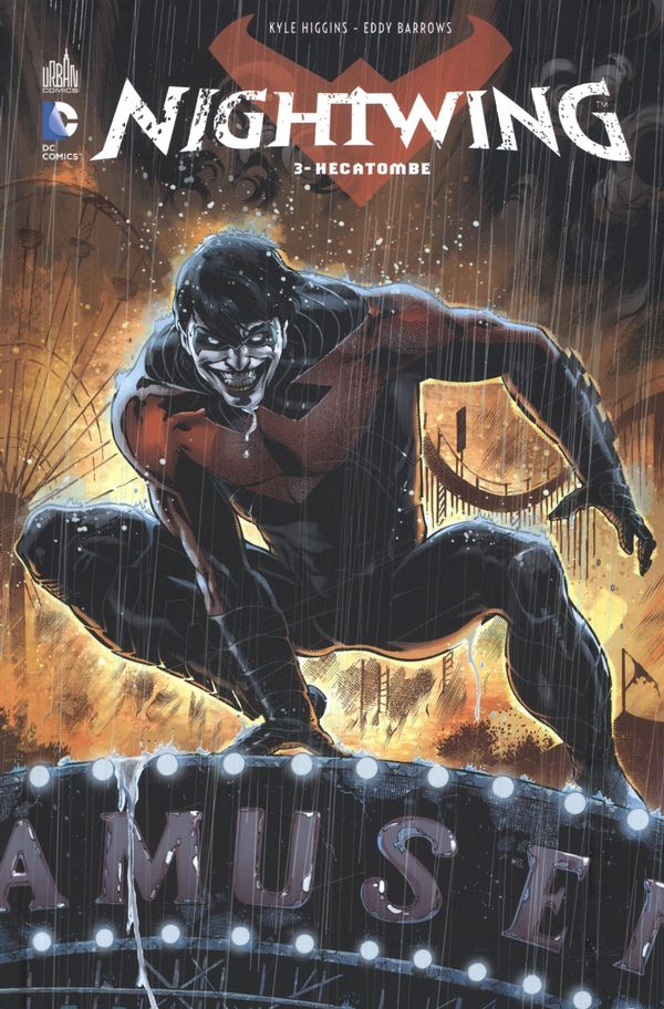 Nightwing 03 : Hécatombe