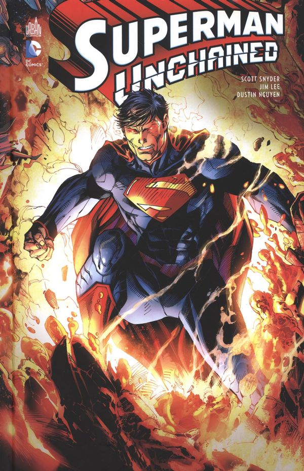 Superman Unchained 01