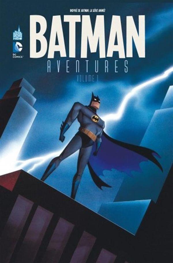 Batman aventures 01