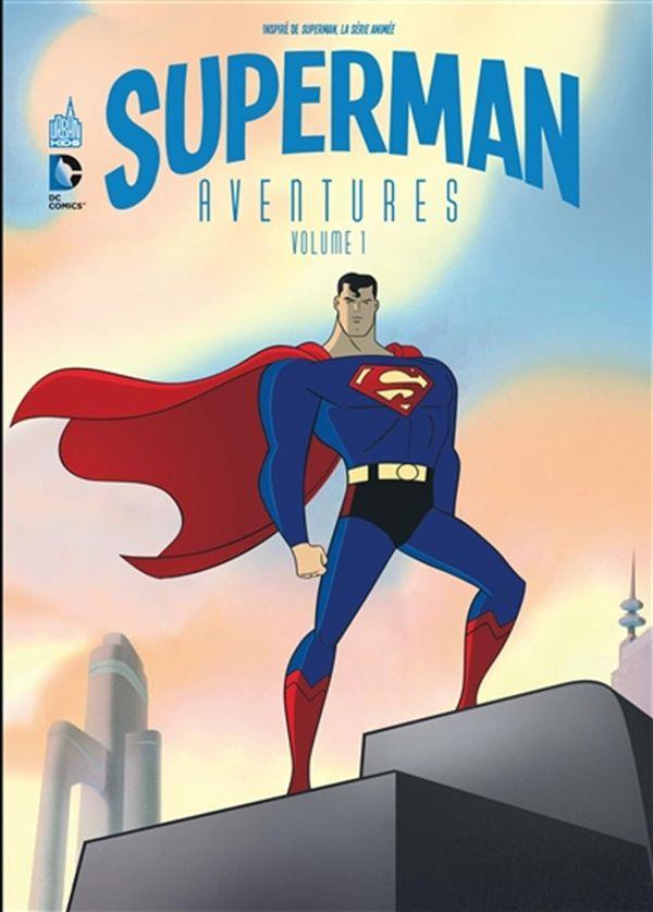 Superman aventures 01