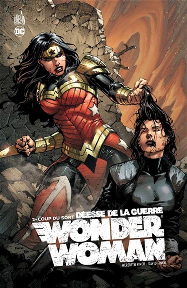 Wonder Woman, Déesse de la guerre 02 : Coup du sort