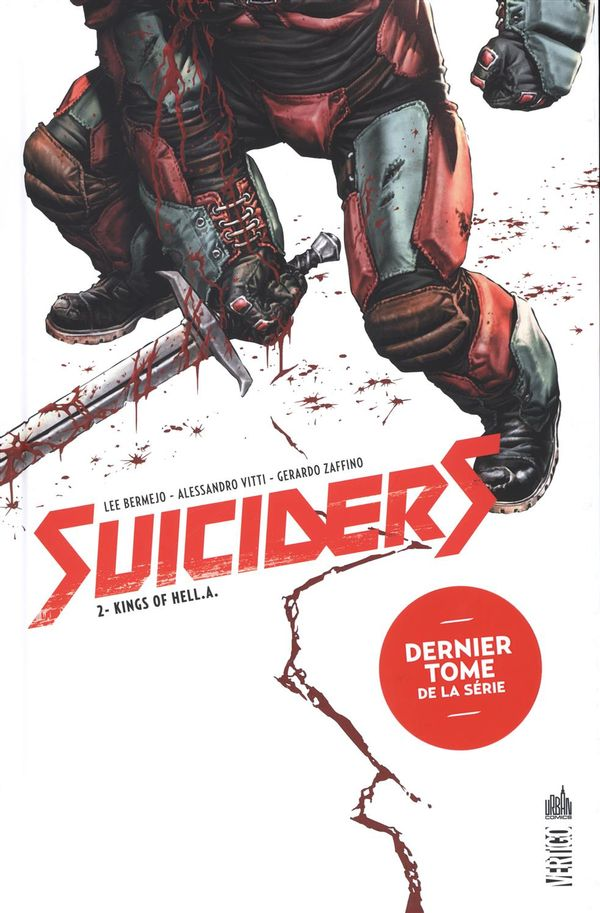 Suiciders 02 : Kings of hell.A.