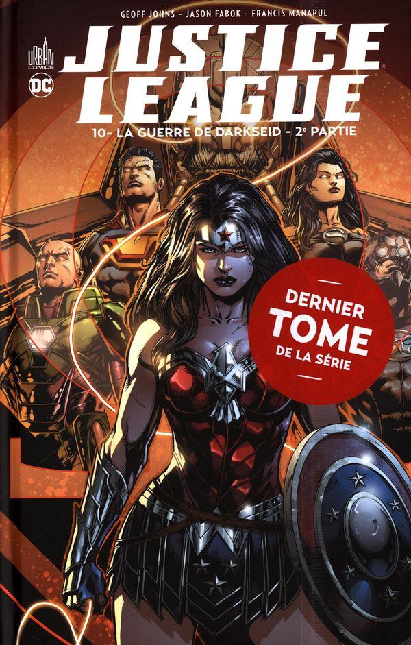 Justice League 10 : La guerre de Darkseid - 2e partie
