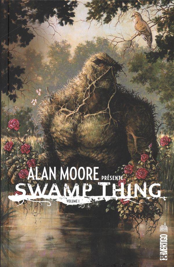 Alan Moore présente Swamp Thing 01