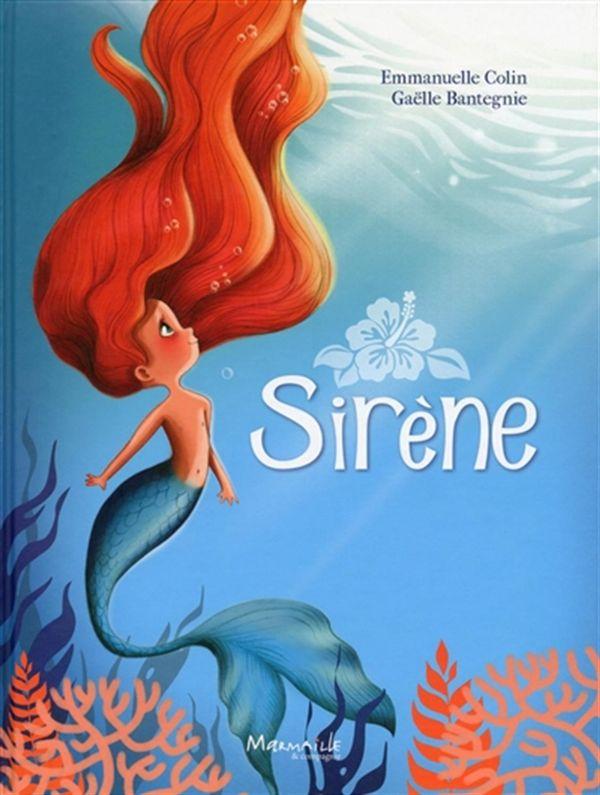 Sirène - Surfeur
