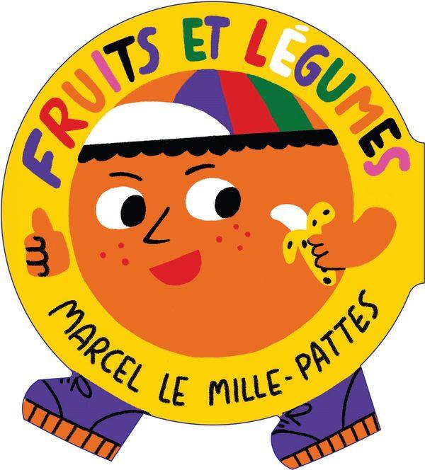 Marcel et les fruits et les légumes