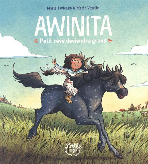 Awinita 01 : Petit rêve deviendra grand