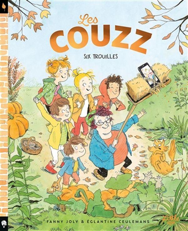 Les Couzz 02 : Six trouilles
