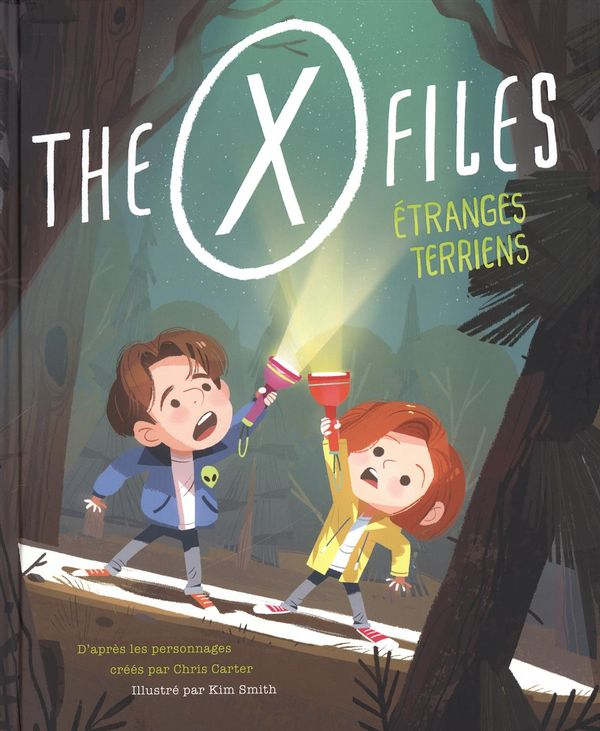 The X-Files : Étranges terriens