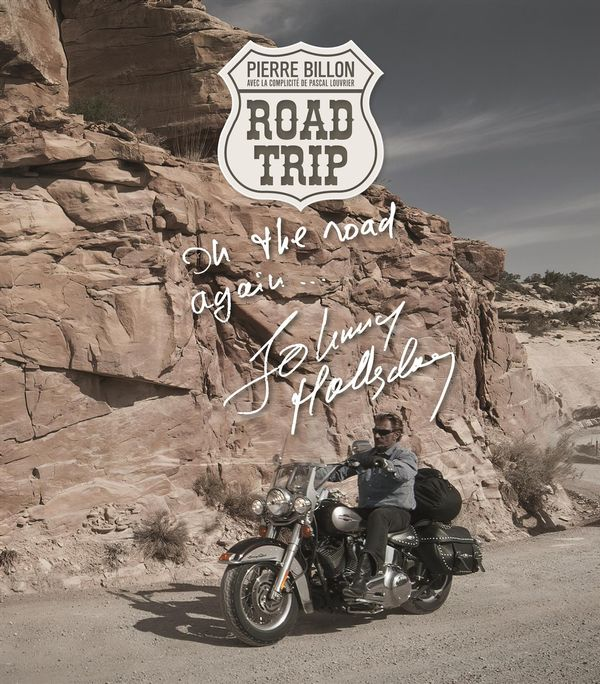 Coffret Road Trip.   Johnny Hallyday on the road again...