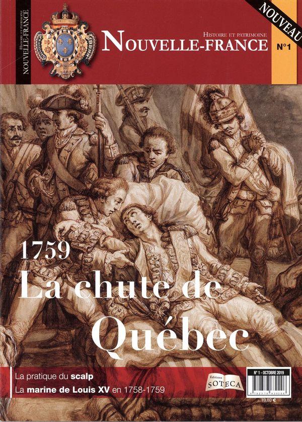 Nouvelle-France 01 : 1759, La chute de Québec