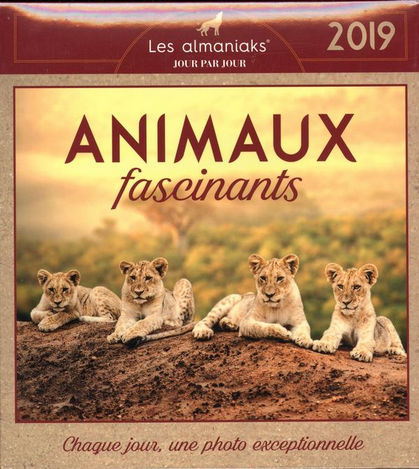 Animaux fascinants 2019
