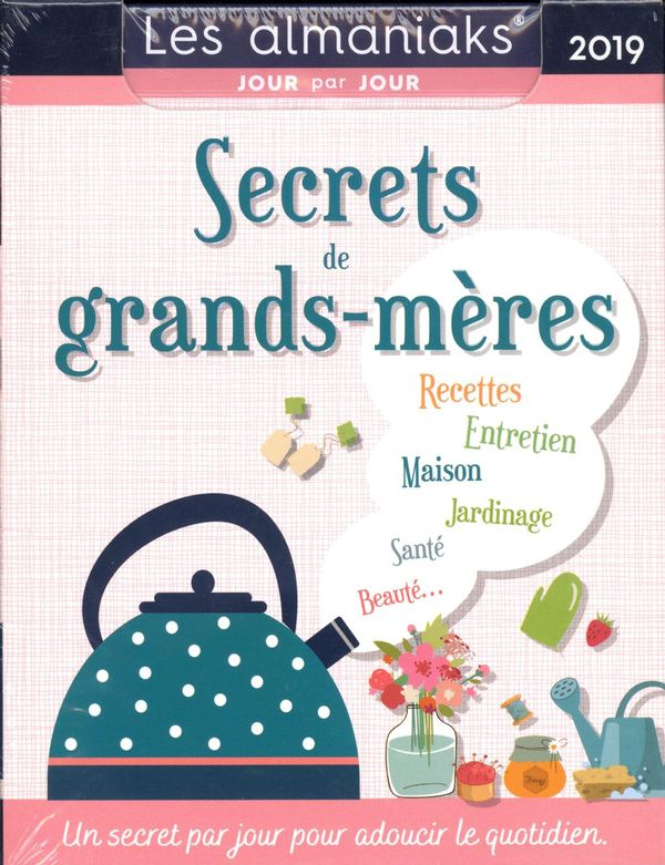 Secrets de grands-mères 2019