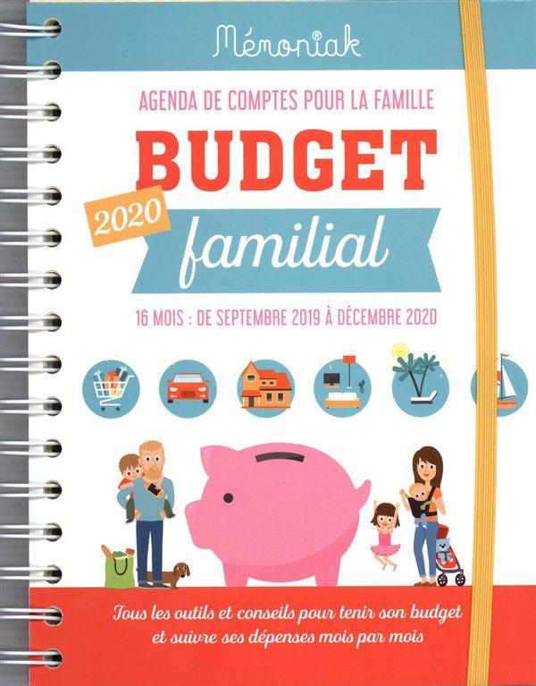 Budget familial Mémoniak 2019-2020