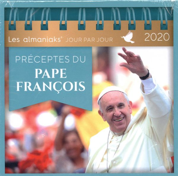 Almaniak Préceptes du pape François 2020