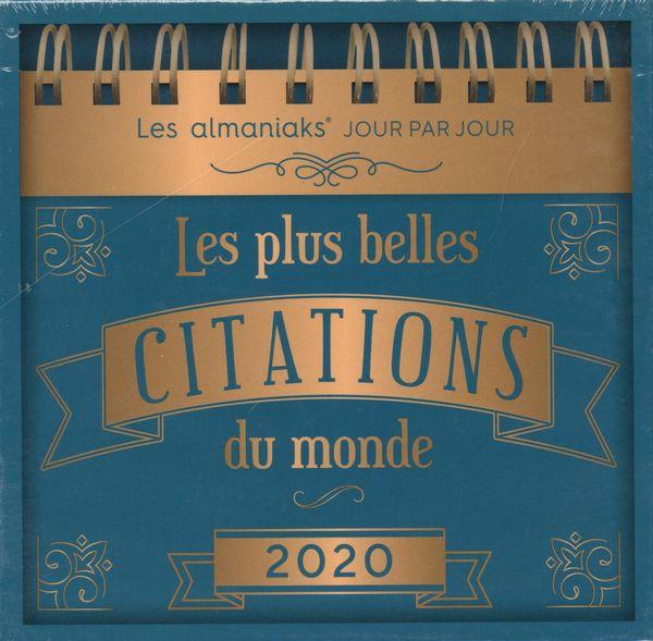 Almaniak Les plus belles citations du monde 2020