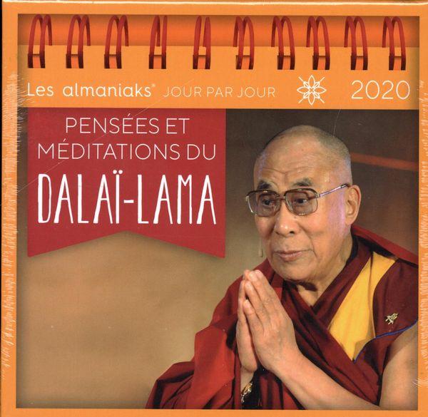Almaniak Pensées et Méditations du dalaï-lama 2020