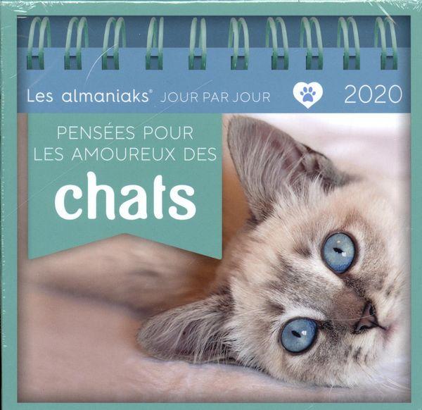 Almaniak Pensées pour les amoureux des chats 2020