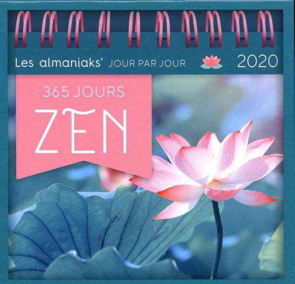 Almaniak 365 jours zen 2020