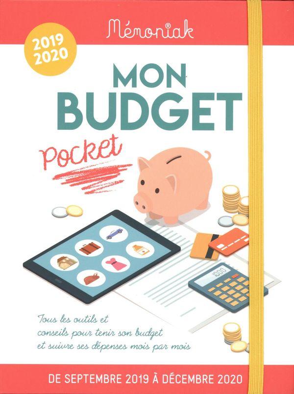Mon budget pocket Mémoniak 2019-2020